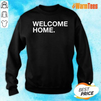Wrigleyville Welcome Home Sweater